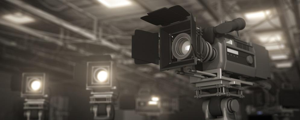 Camera and lights